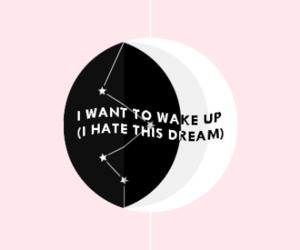 Lyrics, pastel, and pink image