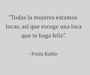 amor, frases, and frida kahlo image