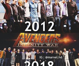 Avengers, hawkeye, and thor image