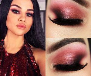 makeup and selena gomez image