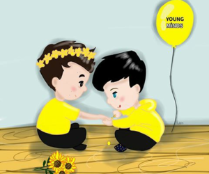 dan and phil, helloyellow, and cute image