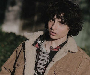 finn wolfhard and millie bobby brown image