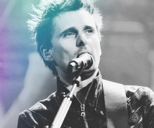 matthew bellamy and muse image