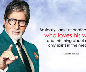bollywood, celebrity, and amitabh bachchan image