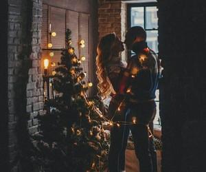love, christmas, and winter image