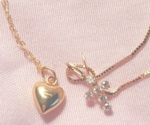aesthetic, diamonds, and gold image
