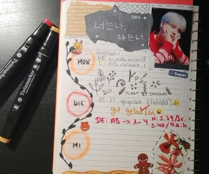 kpop, journal ideas, and min yoongi image
