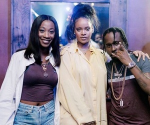 baby, Queen, and fenty image