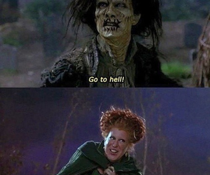 hell, hocus pocus, and movie image