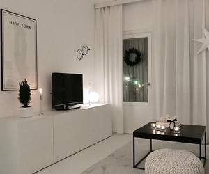 apartment, christmas, and decor image