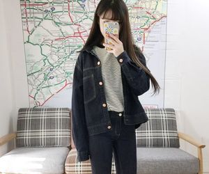 fashion, ulzzang, and korean image