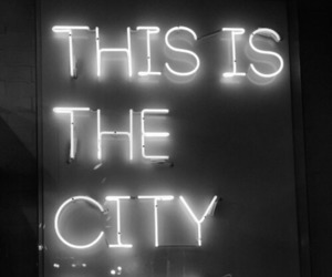 lights, nyc, and love image