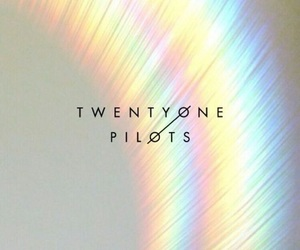 wallpaper, twenty one pilots, and rainbow image