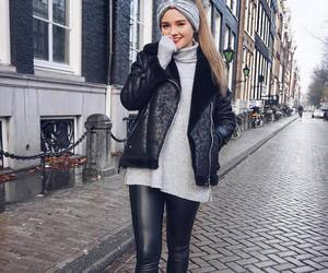 clothes, coat, and outfit image