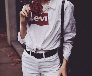 babe, cool, and fashion image