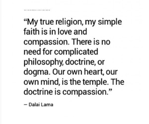 compassion, faith, and words image
