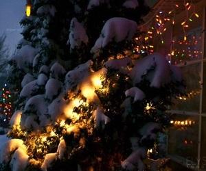 wonderland, cold, and holidays image