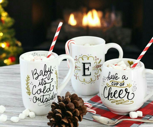 advent, chocolate, and drinks image