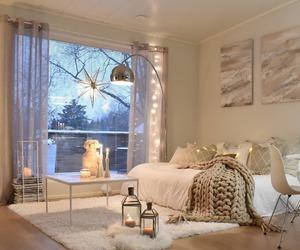 christmas, cozy, and interior image