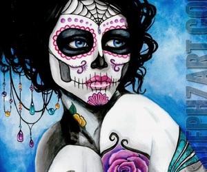 art, girl, and cool image