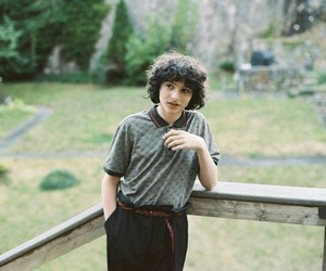 finn wolfhard, boy, and mike image