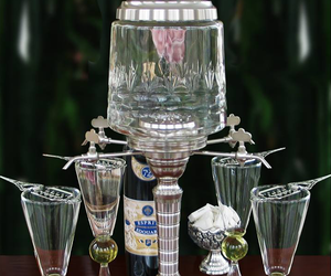 absinthe, dripper, and fountain image