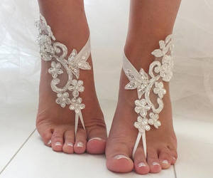 etsy, wedding shoes, and beach shoes image
