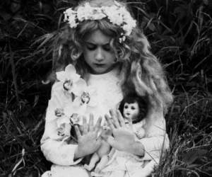 Collage, photography, and haute macabre image