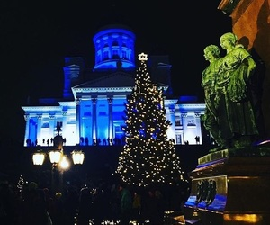 city, december, and finland image