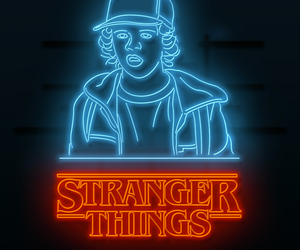 wallpaper, stranger things, and series image