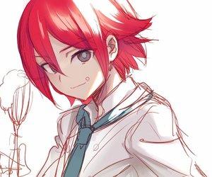 anime, inazuma eleven, and hiroto kiyama image