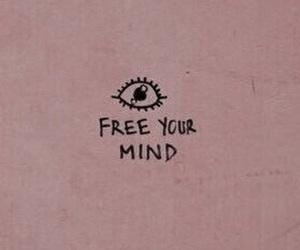 free, mind, and eye image