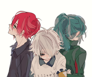 kazemaru ichirouta, anime, and inazuma eleven image