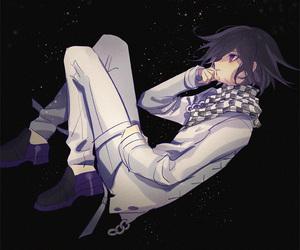anime, danganronpa v3, and ouma kokichi image