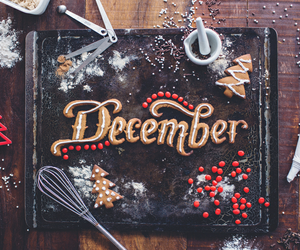christmas, Cookies, and december image
