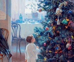 children, noel, and Новый Год image