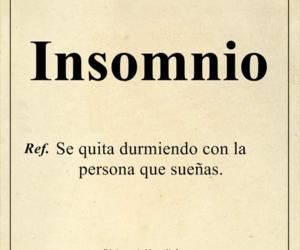 amor, desamor, and dormir image