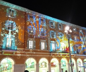 hiver, nice, and galeries lafayette image