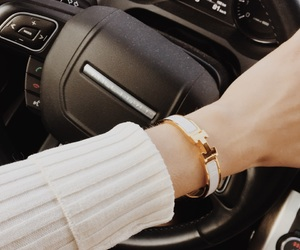 hermes, range rover, and work image
