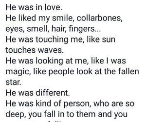 boy, couple, and deep image