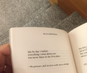 books, poem, and poetry image