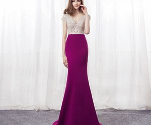 dresses, evening dress, and fashion image