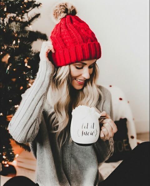 christmas, article, and girl image