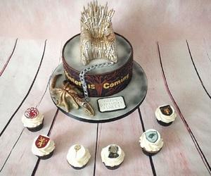 birthday, cake, and game image