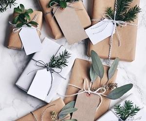 christmas, gift, and december image