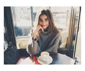 taylor hill, model, and hair image