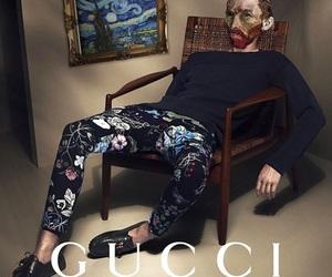 gucci, fashion, and art image