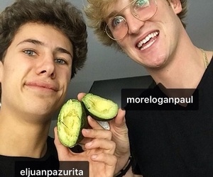 handsome, aguacate, and juanpa image