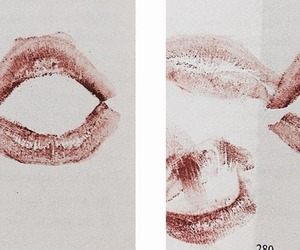 art, fashion, and lips image