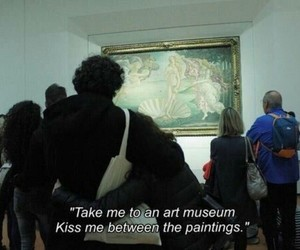 art, love, and museum image